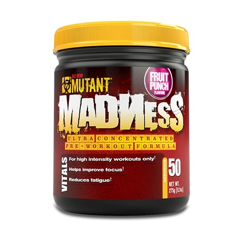 Mutant Mutant Madness