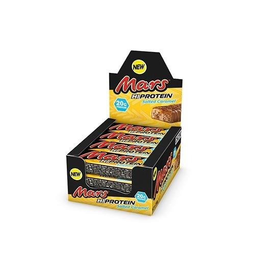 Mars Hi Protein Bars Salted Caramel