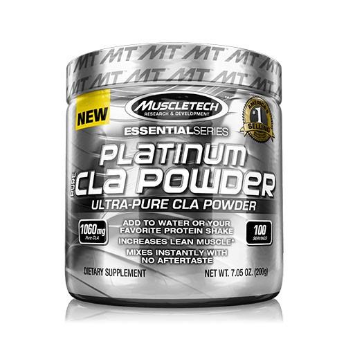 Muscletech Platinum Pure CLA Powder