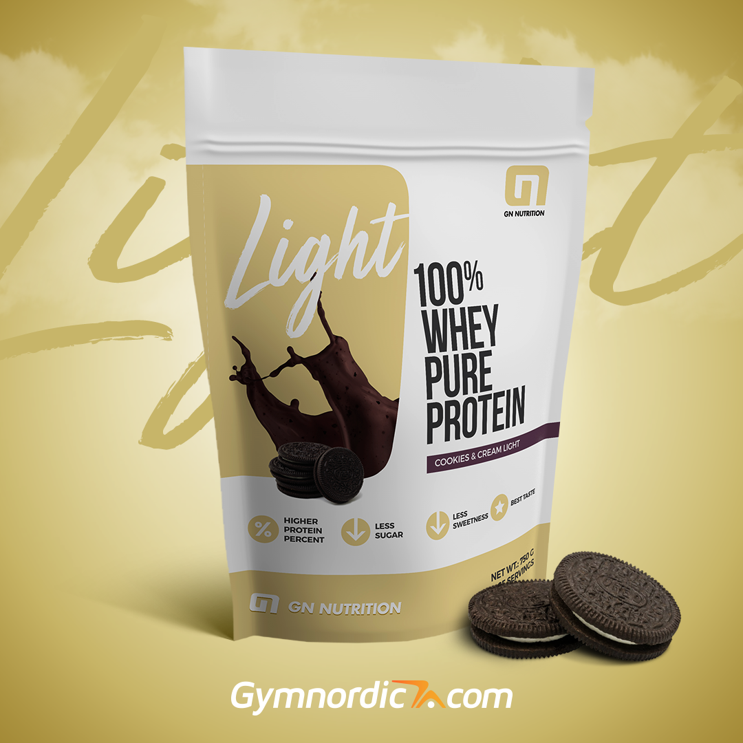 Light 100% Pure Whey