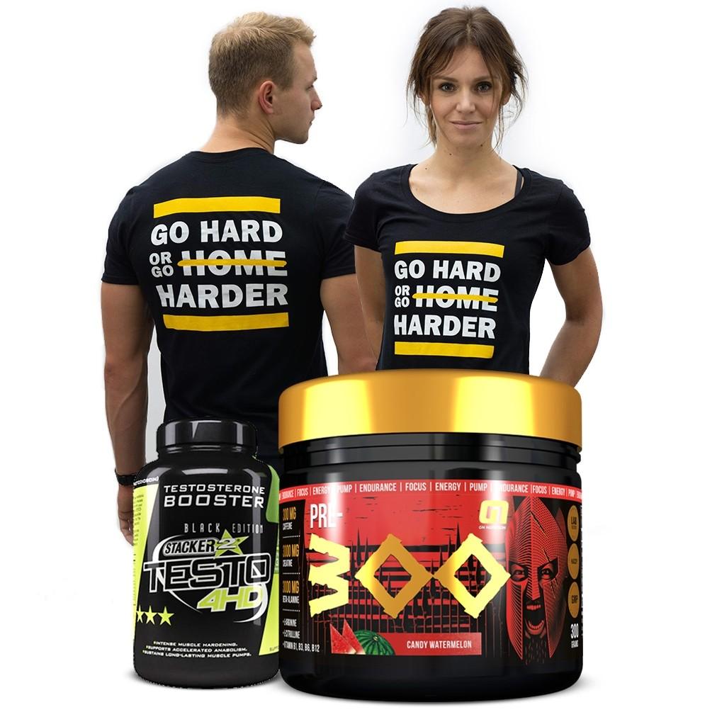 Go Hard Bundle
