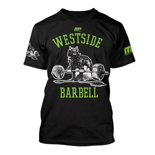 Westside Barbell Tshirt (Black)