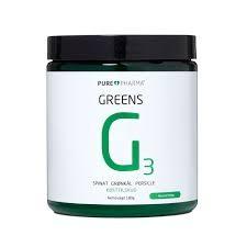 Greens G3