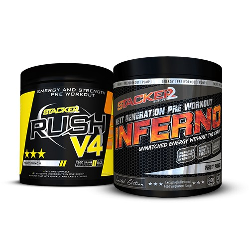 Pre-workout madness