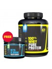 Whey + FREE Beta-alanine