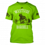 Westside Barbell Tshirt (Green)