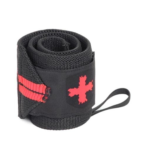Red Line Wrist Wraps Black/Red
