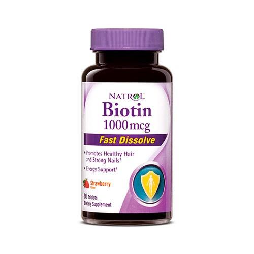 biotin til hår
