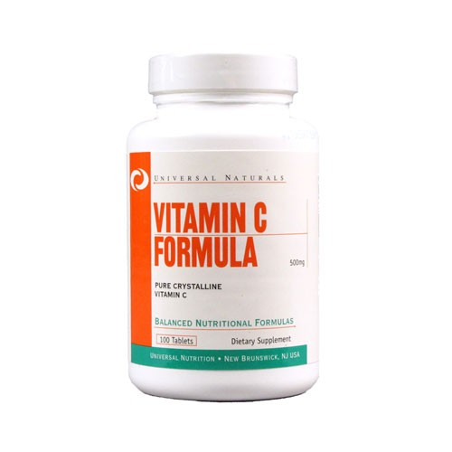 Universal  Vitamin C Formula 500mg