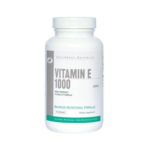 Universal  Vitamin E Formula