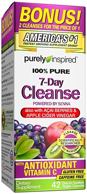 Muscletech Inspired 7-Day Cleanse