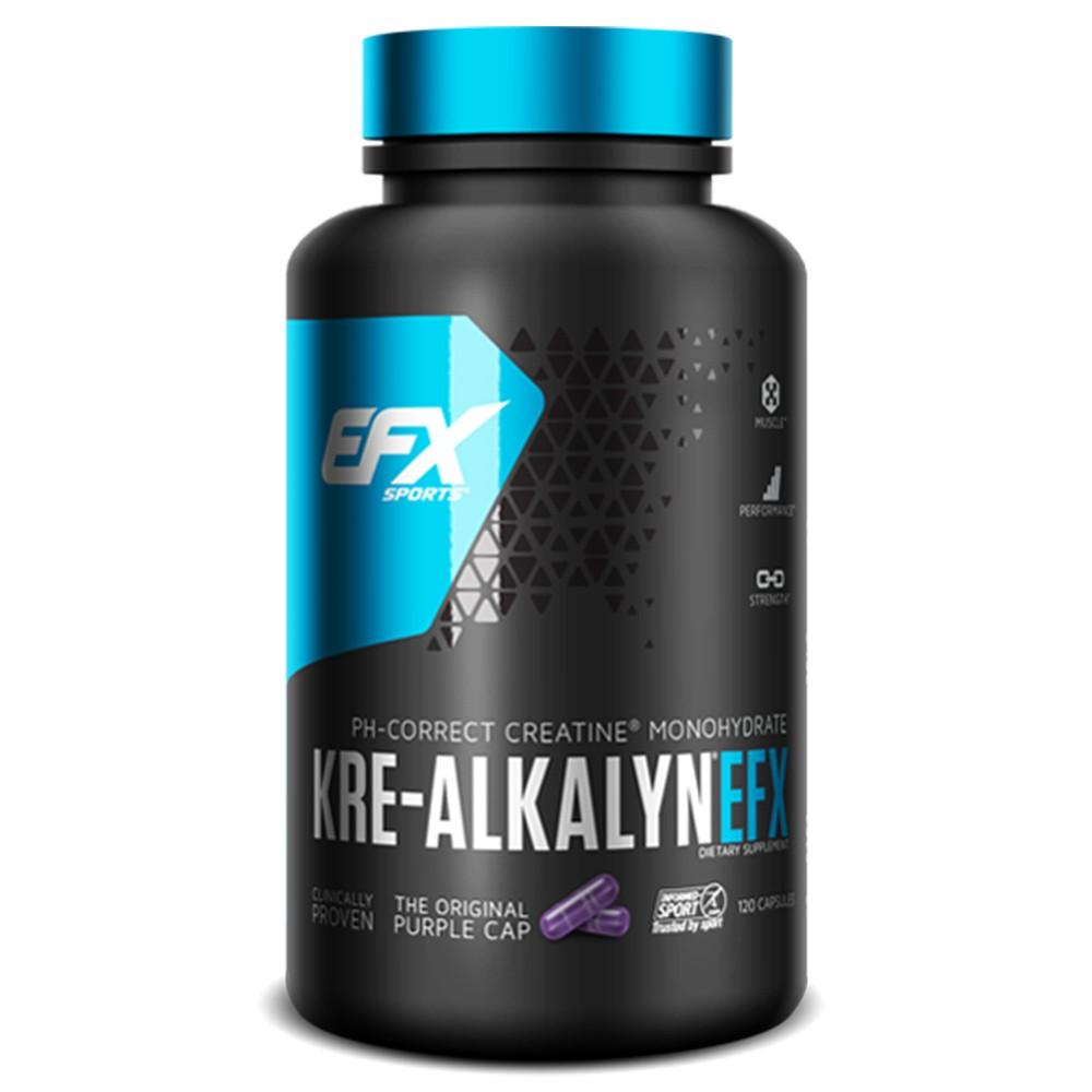 Køb Kre-Alkalyn EFX Kreatin hos os! Opnå hurtige resultater.