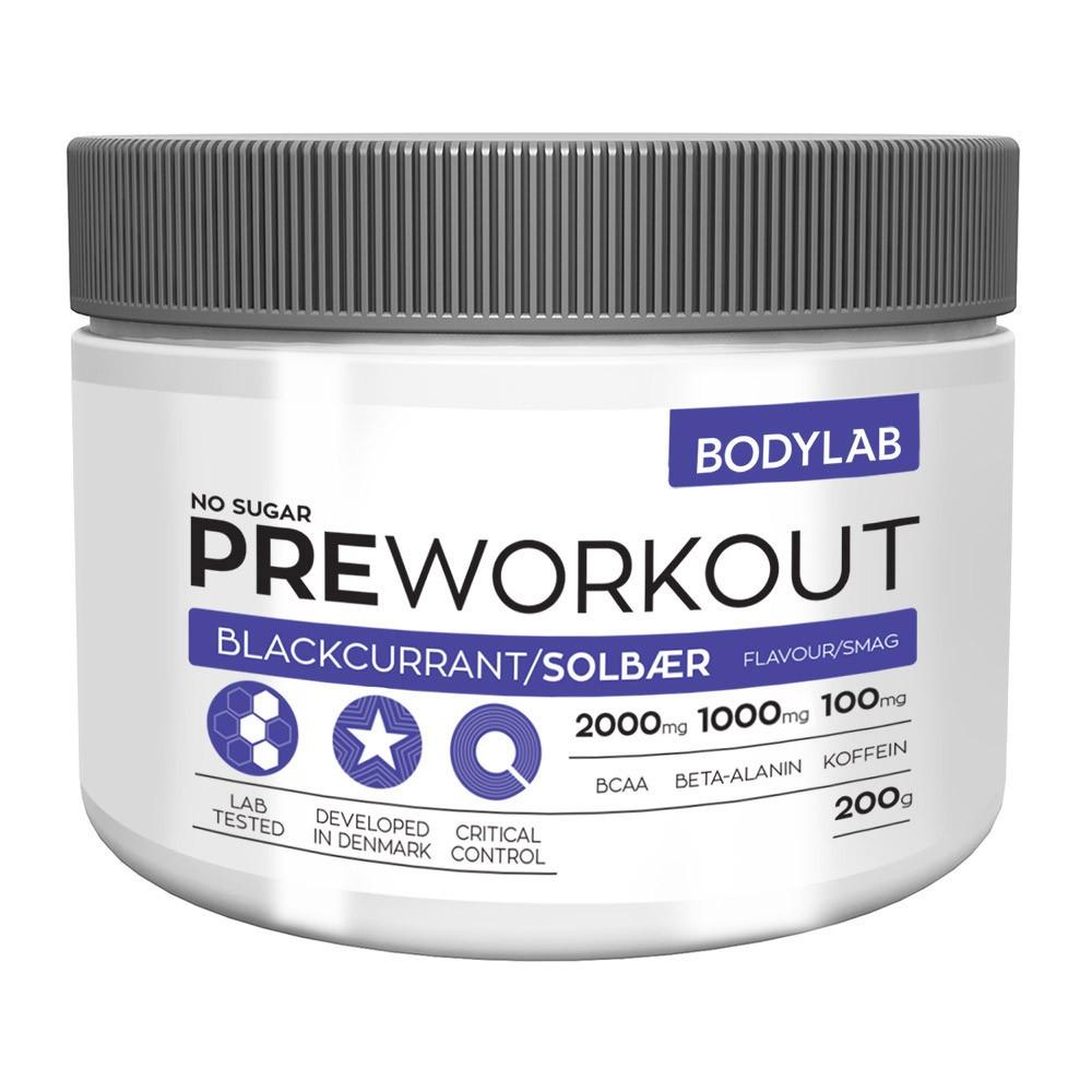 Preworkout 200 grams