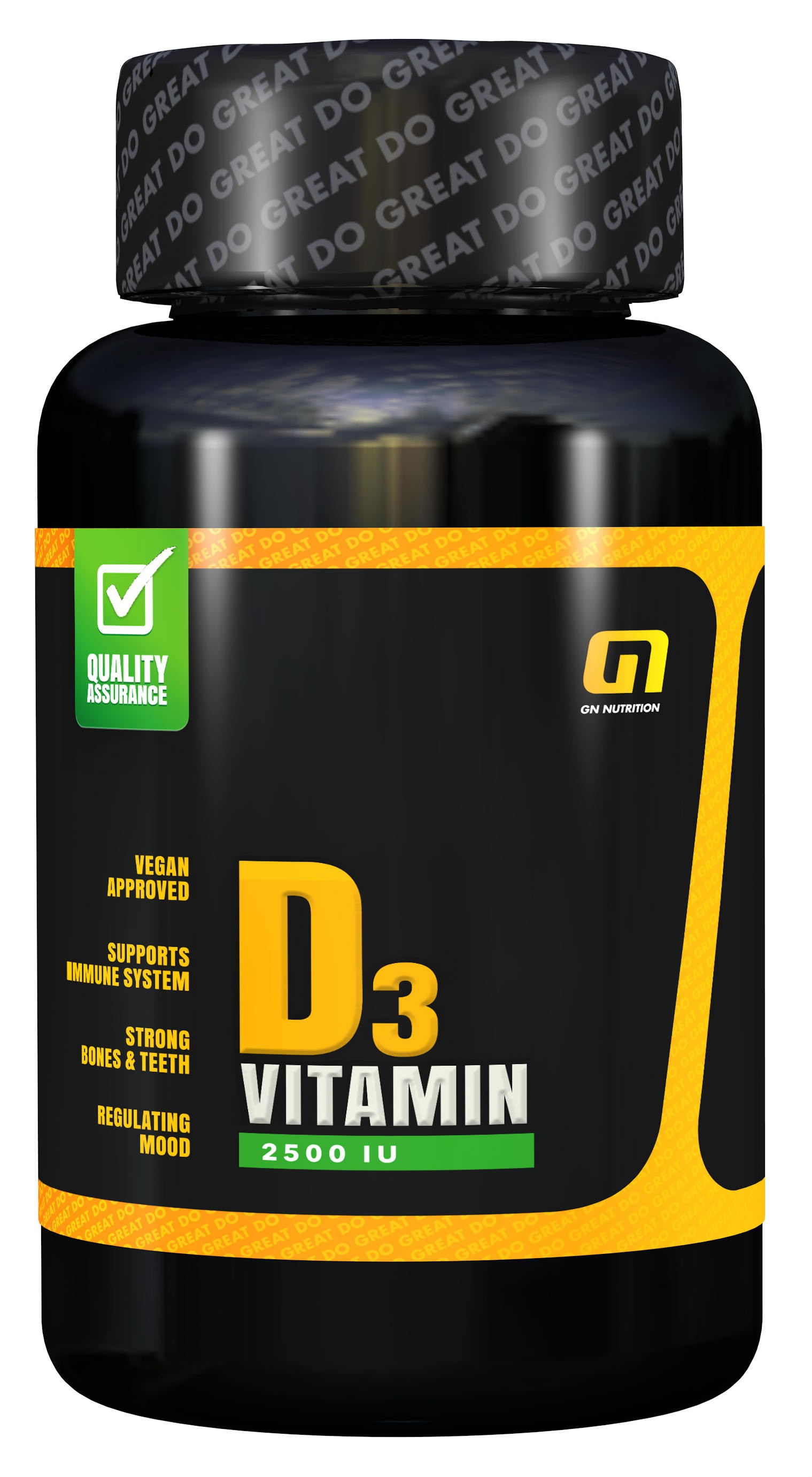 GN Nutrition Vitamin D3