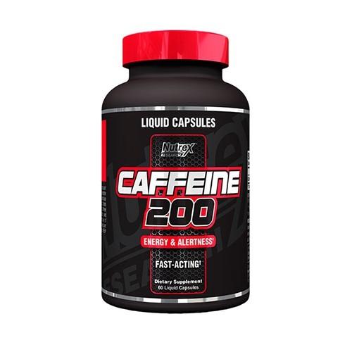 Nutrex Research Caffeine 200