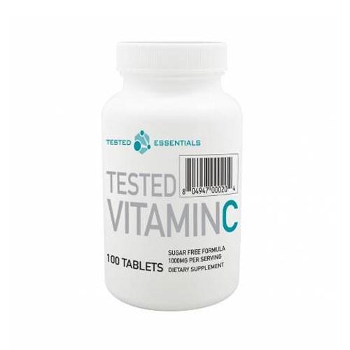 Tested Vitamin C