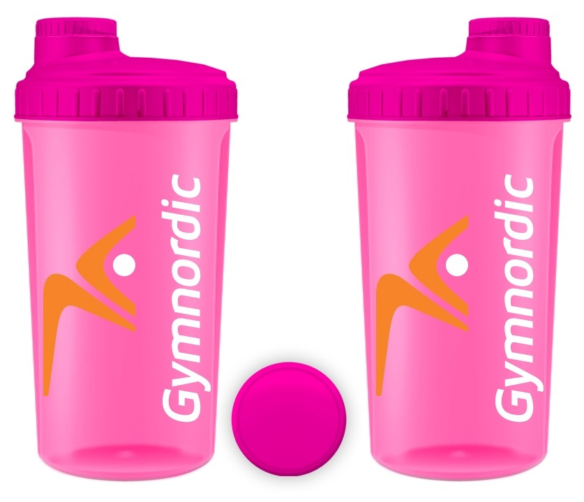 Shaker 700ml Pink
