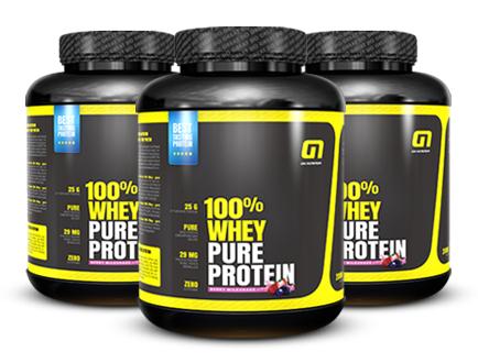 100% Whey Offer (3x2 kg)