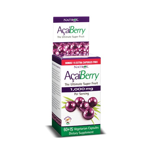 Natrol Acai Berry 1000mg