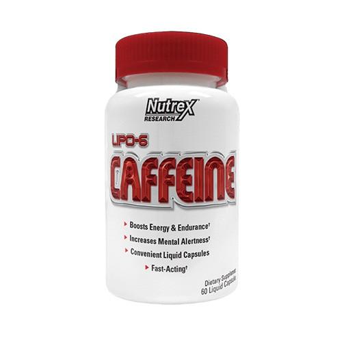 Nutrex Research Lipo-6 Caffeine