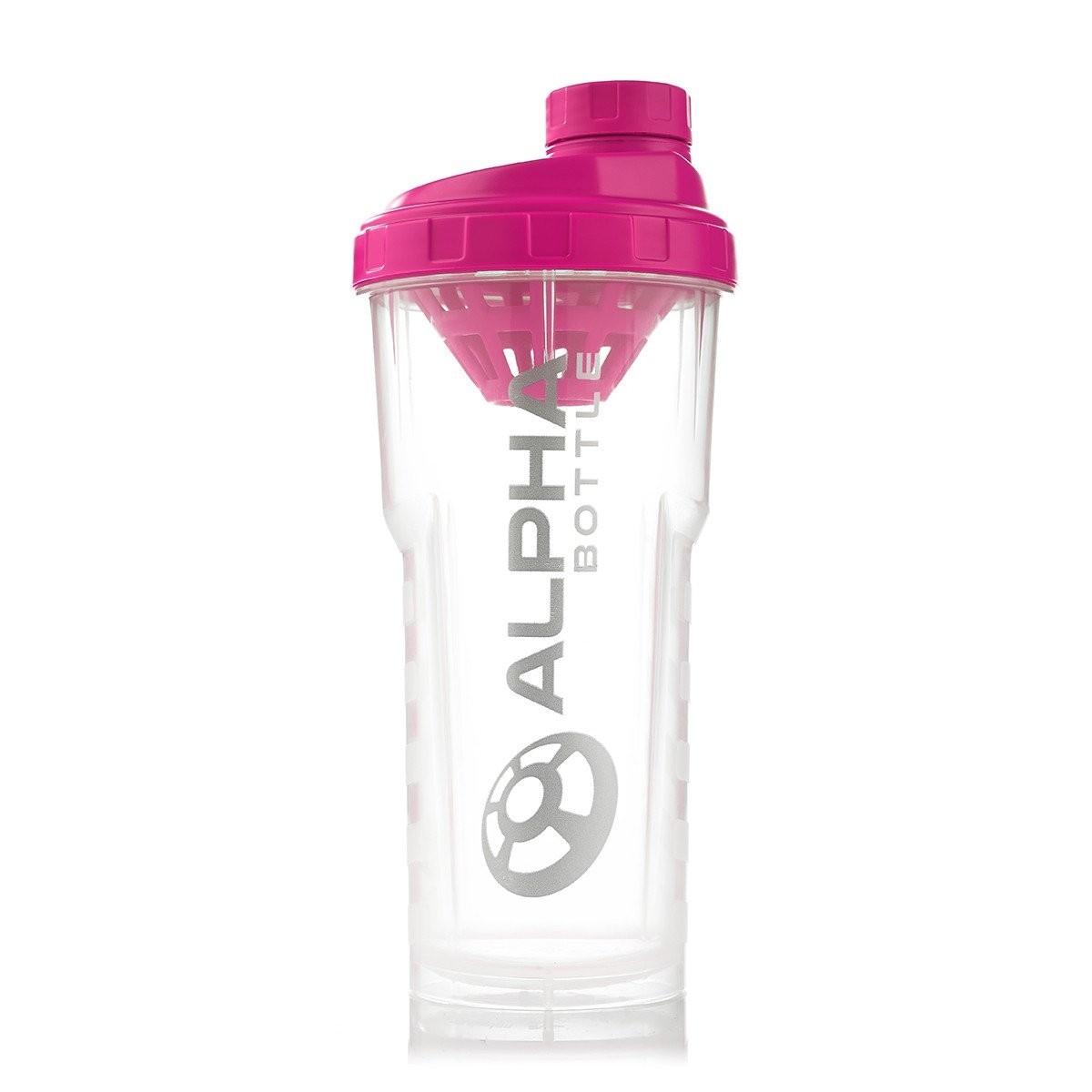 Alpha Bottle 750ml Pink