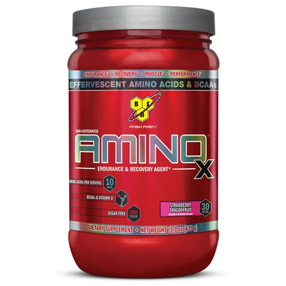 Amino X 1000 grams Blue Raspberry