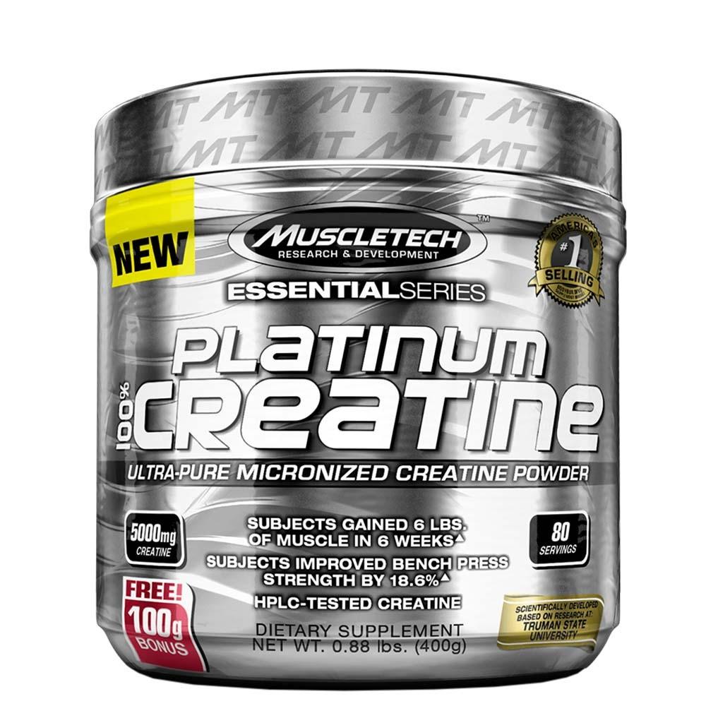 Muscletech Platinum 100% Creatine
