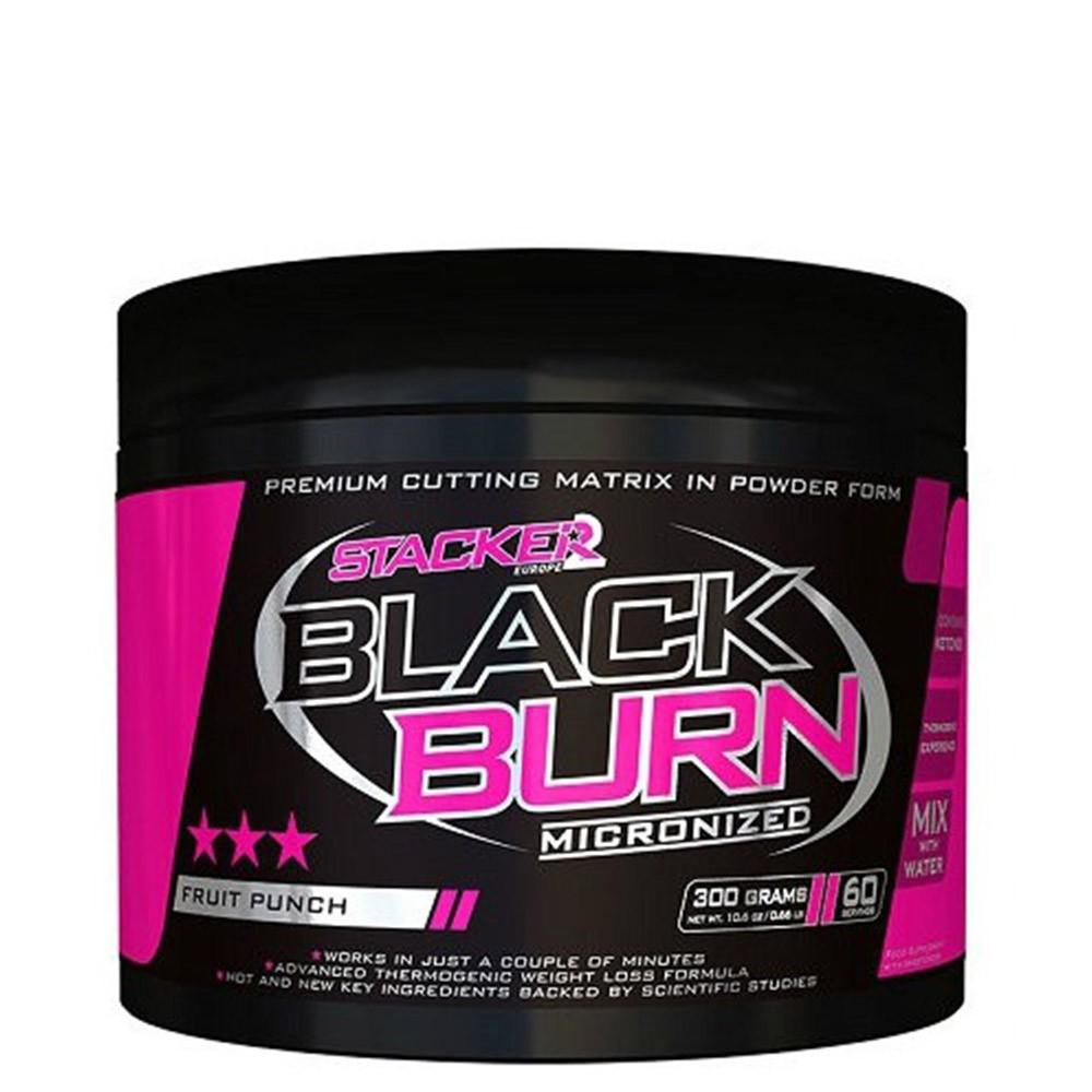 Black Burn Micronized