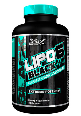 Nutrex Research Lipo-6 Black Hers