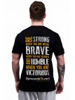 Gymnordic Quote Tshirt