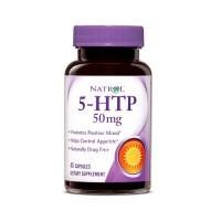 5-HTP 50mg 60 capsules Standard