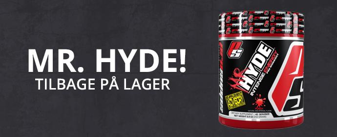 <center><b>Mr. Hyde tilbage på lager!</b></center>
