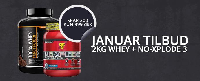 <center><b>Januar pakken - Spar 200 dkk</b></center>