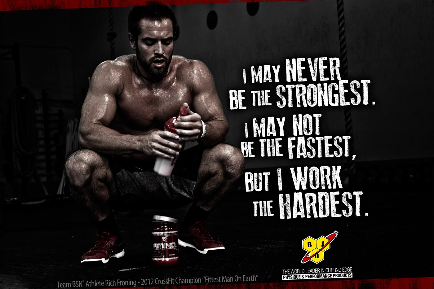 Rich Froning Wallpaper Download